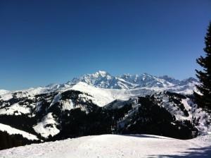 Mont Blanc - 1
